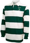 Columbus Kodiaks Rugby Stripe Polo