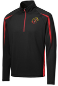 Maryland Exiles Girls 1/4-Zip PolyStretch Pullover