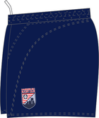 Harrisburg MEN Performance Rugby Shorts