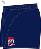 Harrisburg WOMEN Performance Rugby Shorts