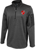 Knoxville  Performance Fleece 1/4-Zip, Graphite