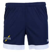 Furies UA Ladies-Cut Maquina Gym Shorts