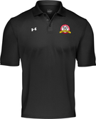 Univ of Maryland Rugby 50th Anniversary Seal UA Team Armour Polo