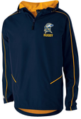 St. Mary's College of MD Rugby Quarter-Zip Hooded Jacket