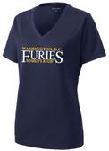 Furies Ladies-Cut Performance Team Tee