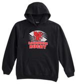 Loudoun Rugby Hoodie, Black