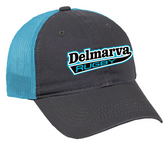 Delmarva Mesh Back Adjustable Hat
