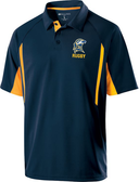 St. Mary's College of MD Rugby Performance Polo, Navy/Gold