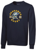 St. Mary's College of MD Rugby Crewneck Sweatshirt