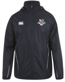 Hopkins Men's Rugby CCC Team Rain Jacket