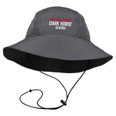 Chicago Dark Horse 7's Rugby Boonie Hat, Graphite