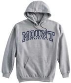 Mount Rugby Hooded Sweatshirt