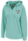 Coastal Carolina WRFC Ladies-Cut V-Neck Hoodie