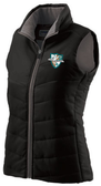 Coastal Carolina WRFC Puffy Vest