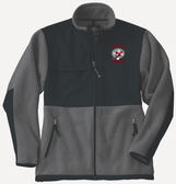 Temple Rugby Fleece Jacket