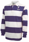 Scranton Women's Rugby Stripe Polo