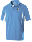 Geneseo Rugby Performance Polo, Light Blue