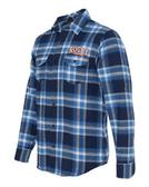 North Bay Button-Down Flannel Shirt