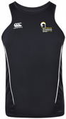 Syracuse Chargers CCC Team Dry Singlet, Black