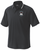 RRSNY Performance Polo, Black