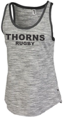 Thorns Rugby Ladies-Cut Space Dye Tank Top
