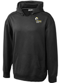 Syracuse Chargers Performance Fleece Hoodie, Black