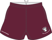EPRRS Custom Referee Shorts, Maroon