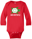 Union Rugby Long-Sleeve Onesie