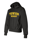 Towson Rugby Super Heavyweight Hoodie