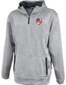 CUAWRFC 1/4-Zip Performance Fleece Hoodie