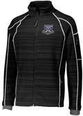 Warriors Poly Fleece Full-Zip Jacket