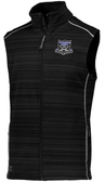 Warriors Poly Fleece Full-Zip Vest