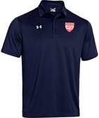 Radford UA Team Rival Polo, Navy Blue