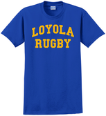 Loyola Dons Rugby Tee, Royal