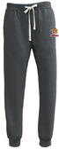 Raleigh Venom Throwback Jogger Sweatpant, Heathered Black