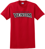 Raleigh Venom Cotton Tee, Red