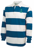 Grunion Rugby Stripe Polo