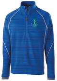 Grunion Rugby Poly Fleece Half-Zip Pullover