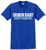 Grunion Rugby Tee, Royal