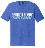 Grunion Rugby Triblend Tee, Royal