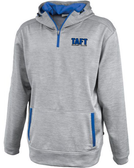 Taft Rugby 1/4-Zip Performance Fleece Hoodie