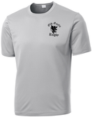 Old Gaelic Rugby Performance Tee, Gray