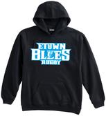 Elizabethtown Blues Hoodie, Black