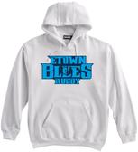 Elizabethtown Blues Hoodie, White