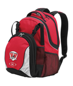 Loudoun Rugby Backpack, Red