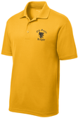 Old Gaelic Performance Polo, Gold
