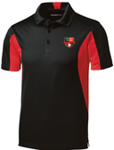 Grove City Men Colorblock Performance Polo