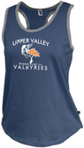 Upper Valley WRFC Racerback Tank, Navy