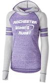 Rochester Rengades Ladies Contrast Hoodie