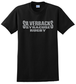 Syracuse Silverbacks T-Shirt, Black